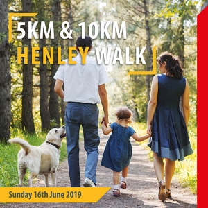 The Thames Valley Air Ambulance Henley Walk