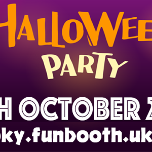 Funbooth Kids Halloween Party