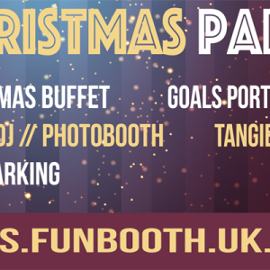 Funbooth Christmas Party 2019