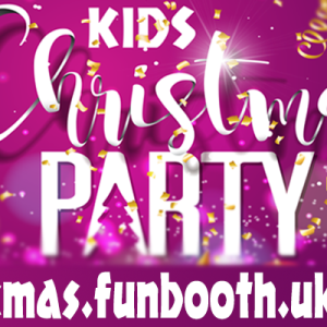 Funbooth Kids Christmas Party 2019