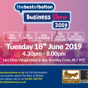 Bolton Business Show 2019