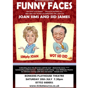 NEXT PAGE PRODUCTIONS PRESENTS FUNNY FACES