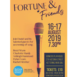 BONKERS PLAYHOUSE PRESENTS FORTUNE & FRIENDS