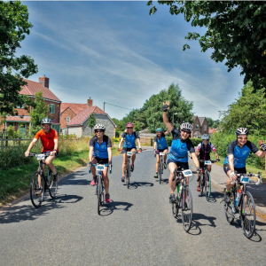 Pedal for Parkinson's Shropshire