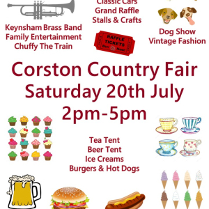 Corston Country Fair