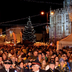Cirencester Advent Festival and Lights Switch On