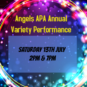 Angels Variety Showcase