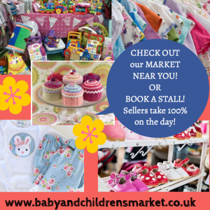 Baby and children's market Bayston Hill, Shrewsbury
