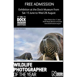Wildlife Photographer of the Year Exhibition