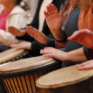 Hand Drums & Percussion - A Full Day Course with Rick Wilson