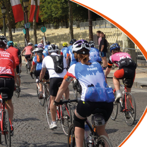 St Margaret's Hospice Care London to Paris 2020 Cycle