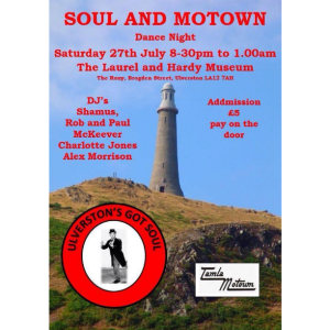 Soul and Motown Dance Night