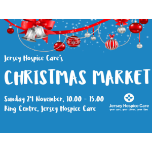 JERSEY HOSPICE CARE'S CHRISTMAS MARKET