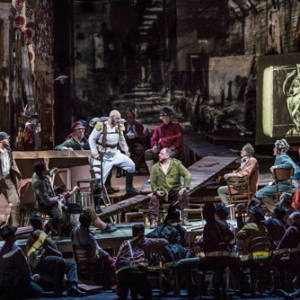 The Met Opera: Wozzeck (screening)