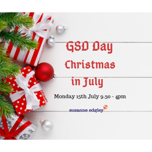 GSD Christmas in July