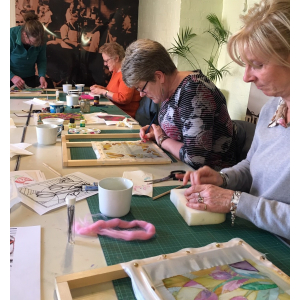 Stitchers and Skivers Craft Club for Adults