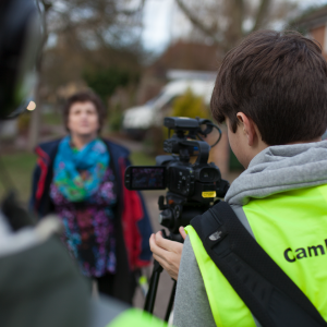 Film making holiday course: learn to make TV programmes