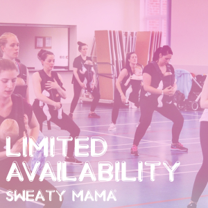 Sweaty Mama classes Launch