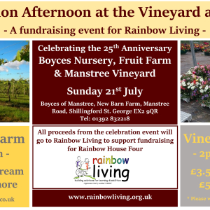 Celebration Afternoon at the Vineyard and Farm