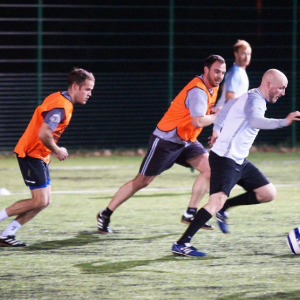 EVEN MORE CHOICE FOR SOLIHULL  FOOTBALLERS AS BRAND NEW 6 A SIDE LEAGUE KICKS OFF