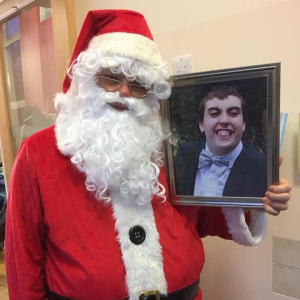 Forever Smiling  Christmas Fun Day in Memory of Daniel Rolfe