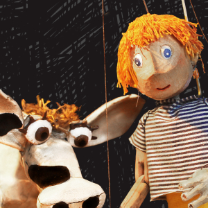 Jack and the Beans Talk  - Puppet Theatre