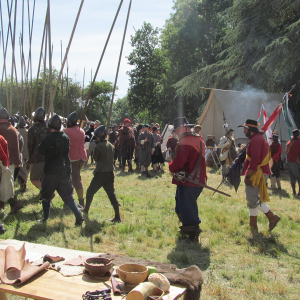Talk - The Second Battle of Newbury, 1644