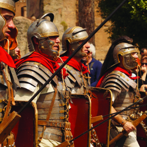 Romans Family Fun Day at West Berkshire Museum