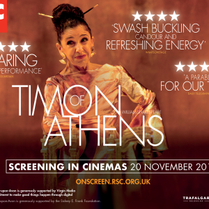 RSC Live: Timon of Athens