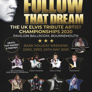 UK Elvis Tribute Artist Championships and Festival