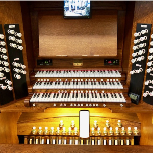 In Celebration of the Renovation of the Fr Willis Organ,