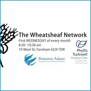 Farnham Networking at The Wheatsheaf