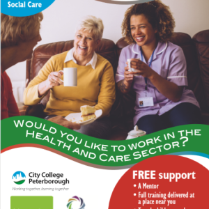FREE Health and Care Qualification