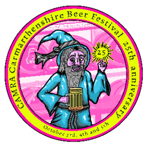 The 25th Carmarthen Beer & Cider Festival