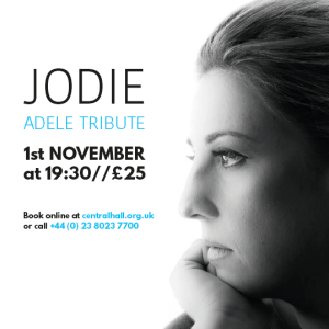 THE ONE AND ONLY ADELE TRIBUTE