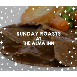 Sunday Roasts at The Alma Inn