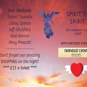 Spirit To Spirit 19 September @ Acregate Club
