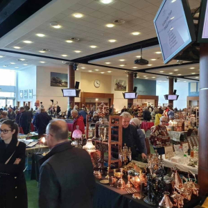 Antiques & Collectables Fair at #EpsomDowns Racecourse with #ContinuityFairs