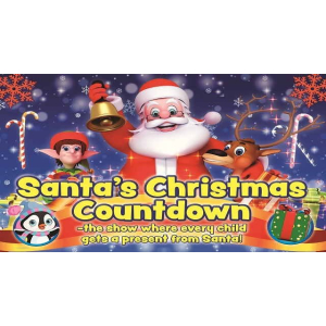 Santa's Christmas Countdown at #Epsom Playhouse #KidsXmasShow @EpsomPlayhouse