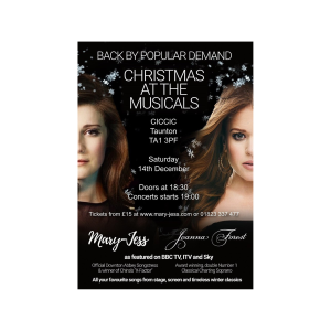 Christmas at The Musicals - Taunton