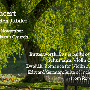 Hitchin Symphony Orchestra - Janet's Golden Jubilee Concert