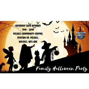 Spooktacular Family Halloween Party Hosted by Angel Earth Events