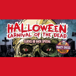 HALLOWEEN CARNIVAL OF THE DEAD