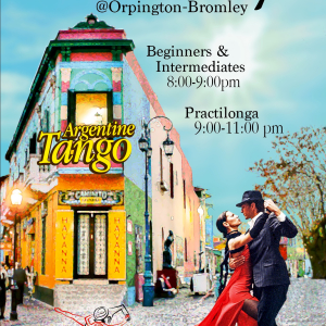 New Tango Nights at Orpigton