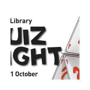 Quiz Night for #LibrariesWeek