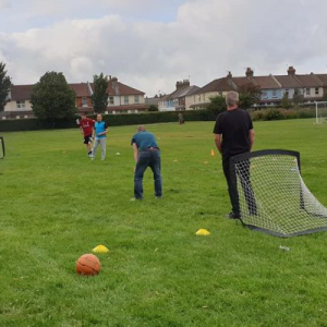 Football for Adults with Disabilities