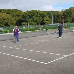 Tennis For Adults with Learning Disabilities