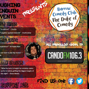 Barrow Comedy Club - Community Comedy Night