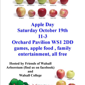 APPLE DAY at the ORCHARD PAVILION
