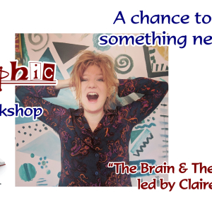 "Allographic Workshop: ""The Brain & The City Poetry"" led by Claire Trévien"